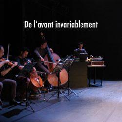 Delavant quatuor